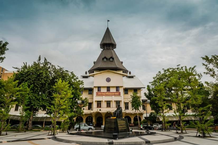 Стипендиальная программа для иностранных студентов (EFS) в Таиланде 2017