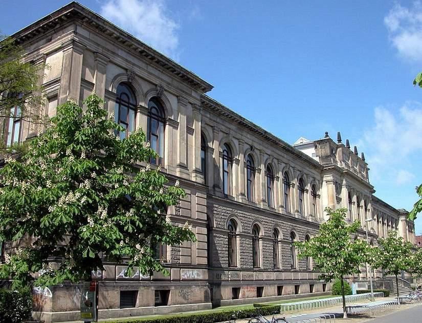Стипендии для молодых художников в Braunschweig University of Art в 2017-2018