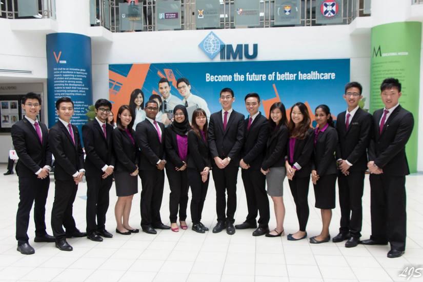 Стипендии для иностранных студентов от International Medical University в 2017