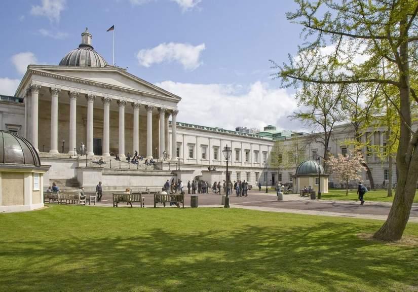 Стипендии для исследований от University College London в 2017