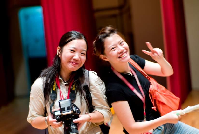 Стипендии для женщин-журналистов 2017