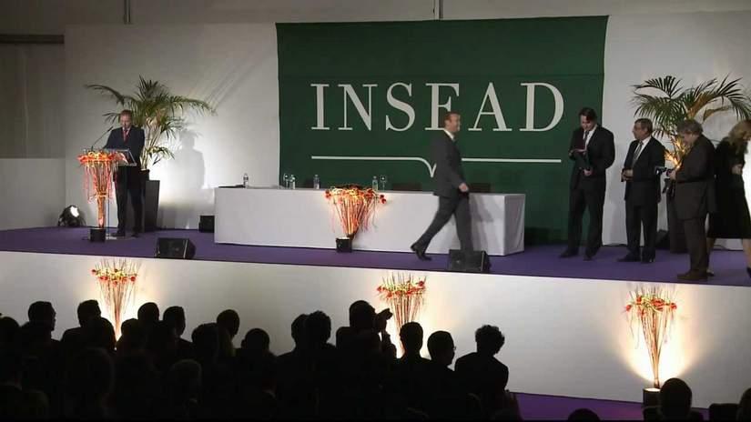 Стипендия INSEAD L'Oreal для иностранных студентов, 2018