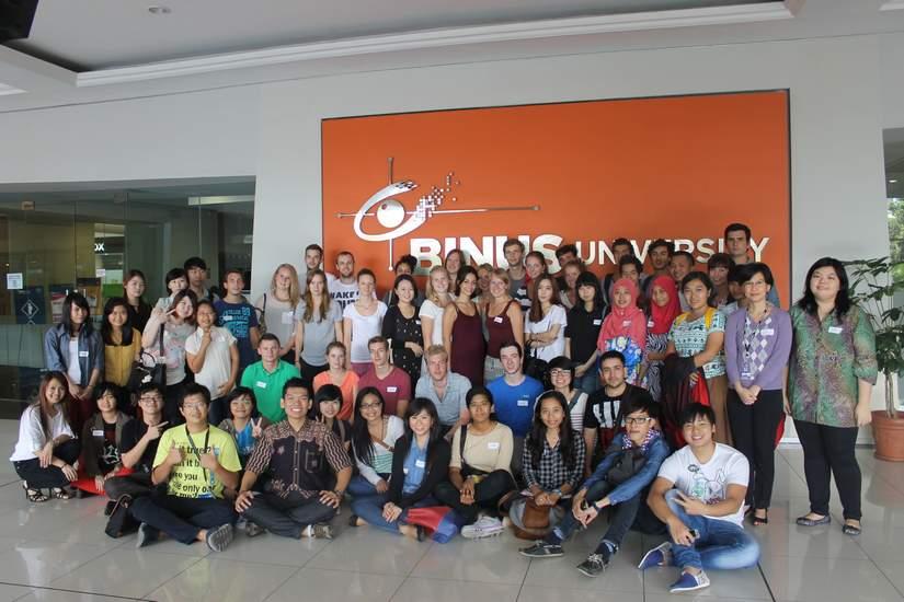Стипендия для иностранных студентов от BINUS University в  2017