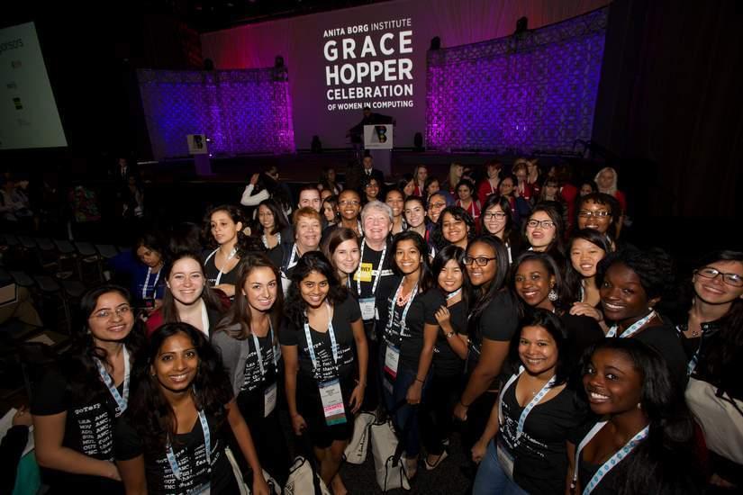 50 Facebook Grace Hopper стипендий для иностранных абитуриентов в 2017