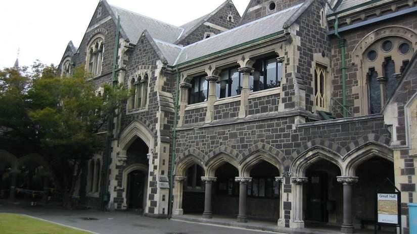 Стипендии для иностранных студентов в Новой Зеландии, 2017