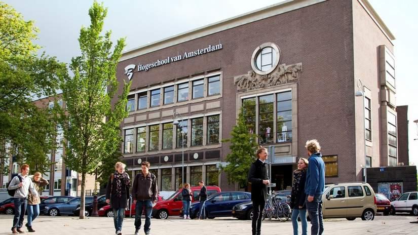 Стипендии для иностранных студентов от Amsterdam University of Applied Sciences в 2017