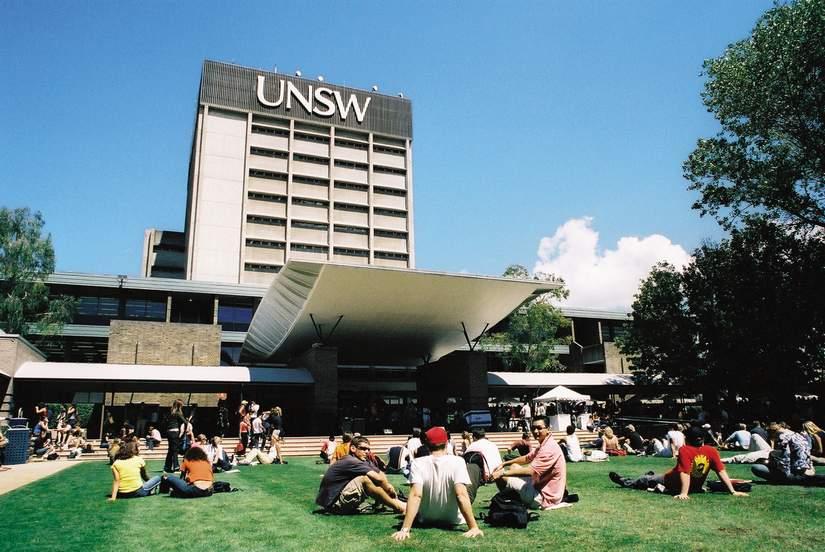 Стипендии для иностранных студентов от University of New South Wales в 2018