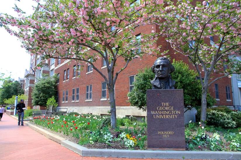 Стипендии для иностранных студентов от George Washington University в 2018-2019