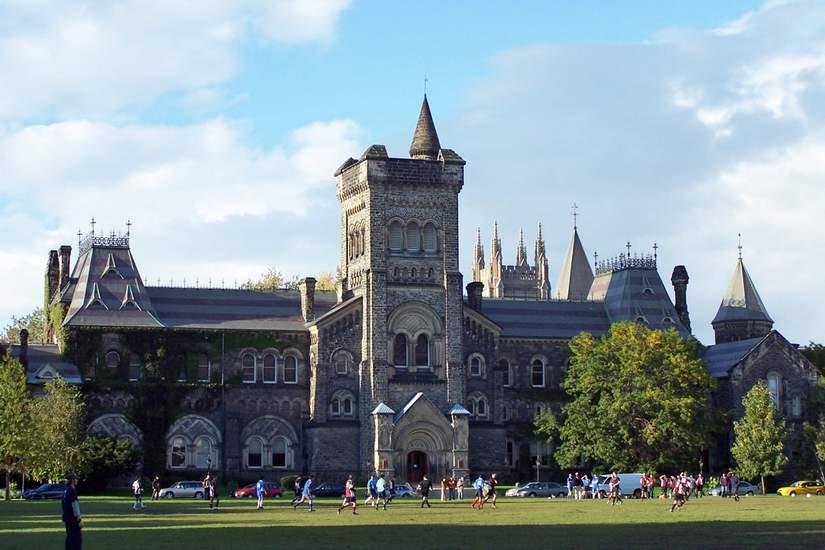 Стипендии для иностранных студентов от University of Toronto в 2018