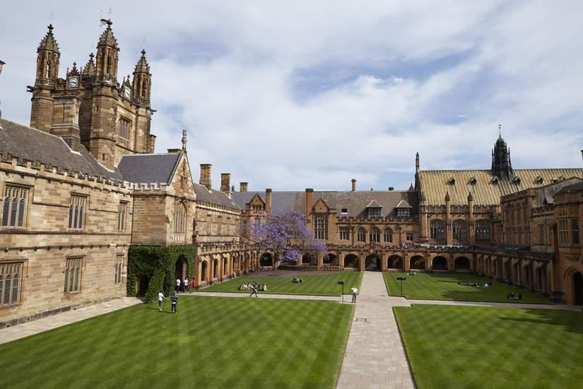 Стипендия для иностранных студентов от University of Sydney в 2018