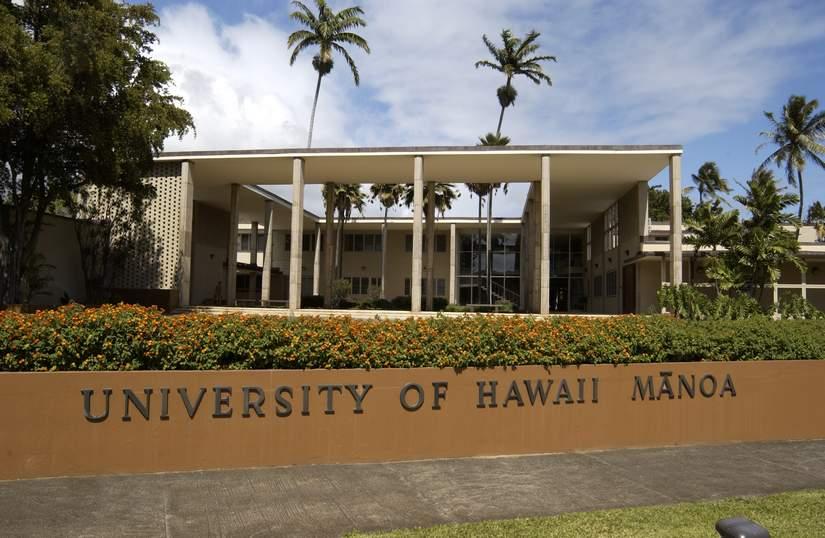 Стипендии для иностранных студентов от University of Hawaii в 2018