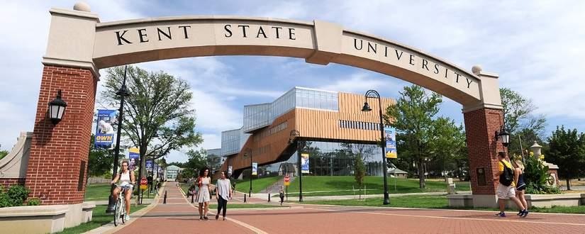 Стипендия для иностранных студентов от Kent State University в 2018