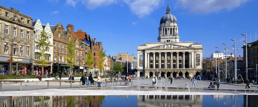 Стипендии для иностранных студентов от University of Nottingham в 2018