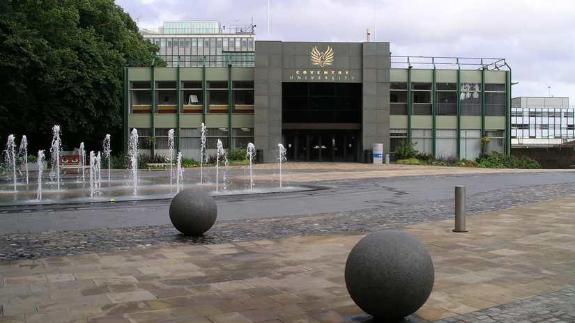 Стипендии для иностранных студентов от Coventry University Future Global Leaders в 2019