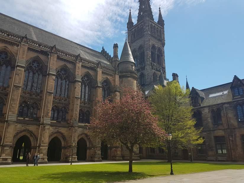 Стипендии для иностранных студентов от University of Glasgow в 2019